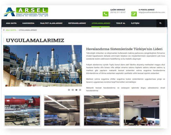 havalandirma-web-tasarimi