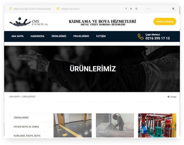 kumlama-web-sitesi