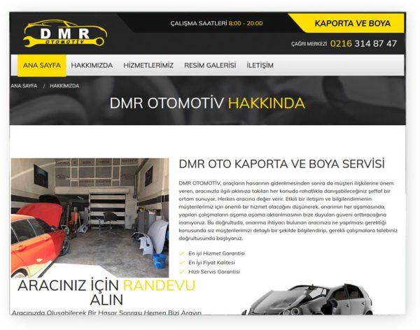 otomotiv-web-tasarimi